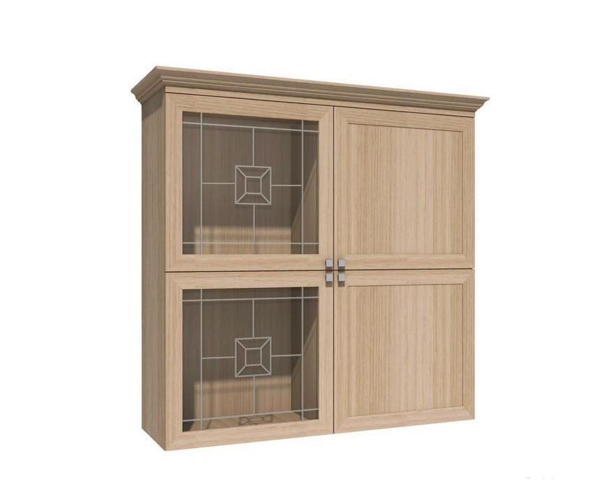 Шкаф комбинированный Франко HM 013.53-02