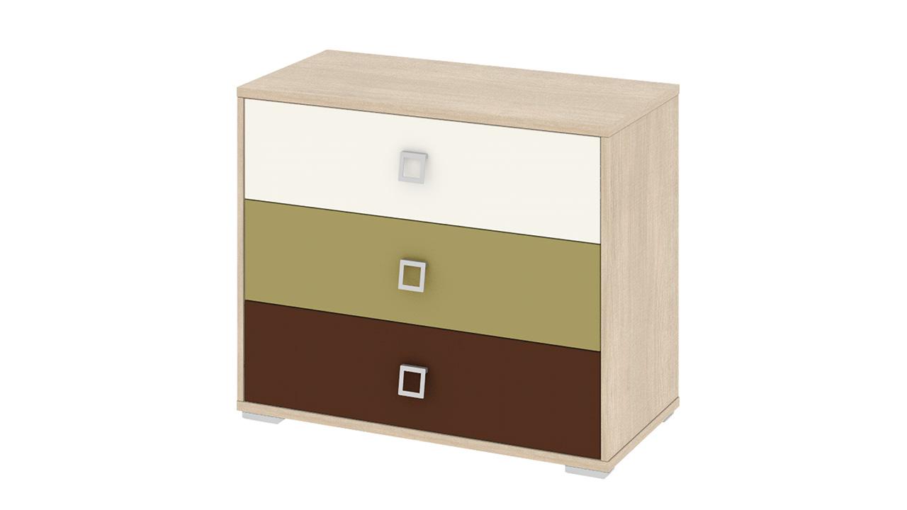 Комод Тетрис мебель трия тетрис гн 154 003