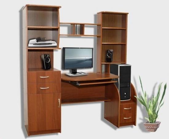 Компьютерный стол СК-5 компьютерный стол кс 20 30