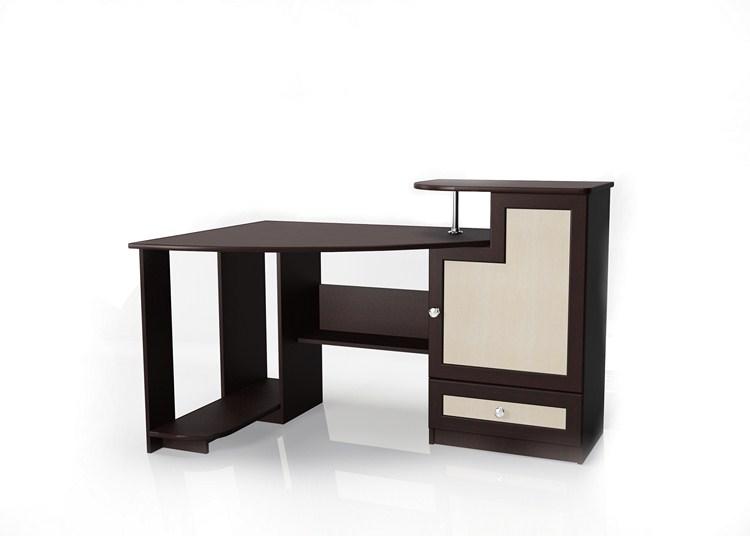 Компьютерный стол Мебелайн-5 библиотека мебелайн 4