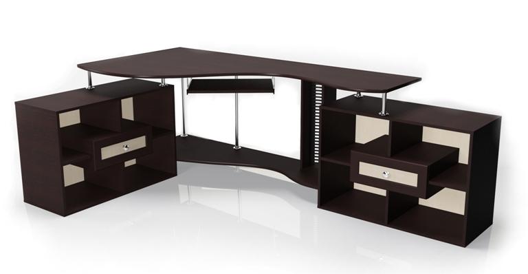 Компьютерный стол Мебелайн-10 микроволновая печь sinbo smo 3657