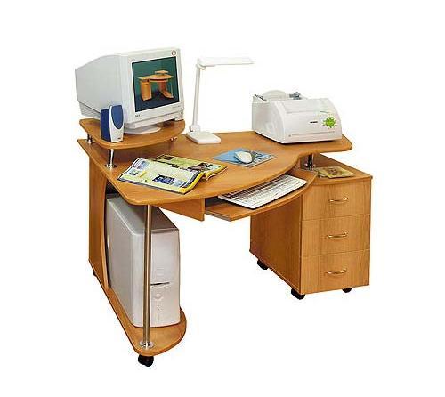 Стол для компьютера Mebelus 15680488 от mebel-top.ru