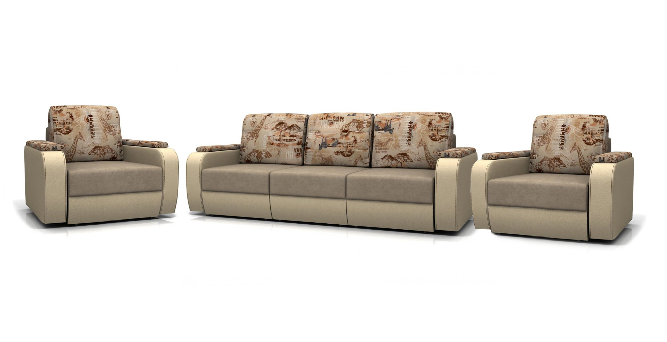 Комплект мягкой мебели Сеньор-15
