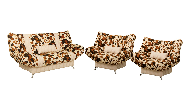 Комплект мягкой мебели Лагуна-3 nik by goergo w15100609585