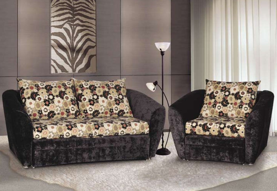 Комплект мягкой мебели Милан 3+1+1
