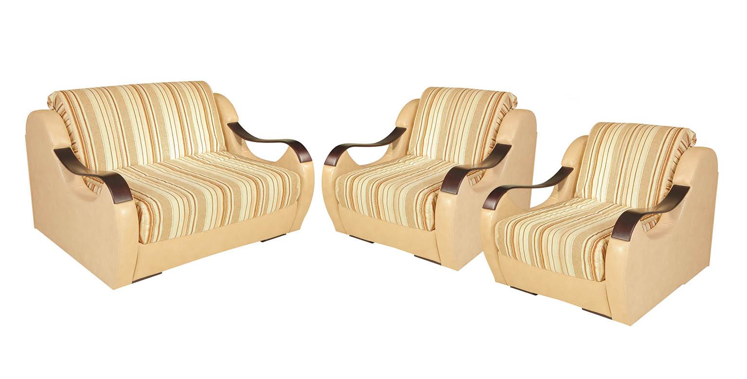 Комплект мягкой мебели Парма-2