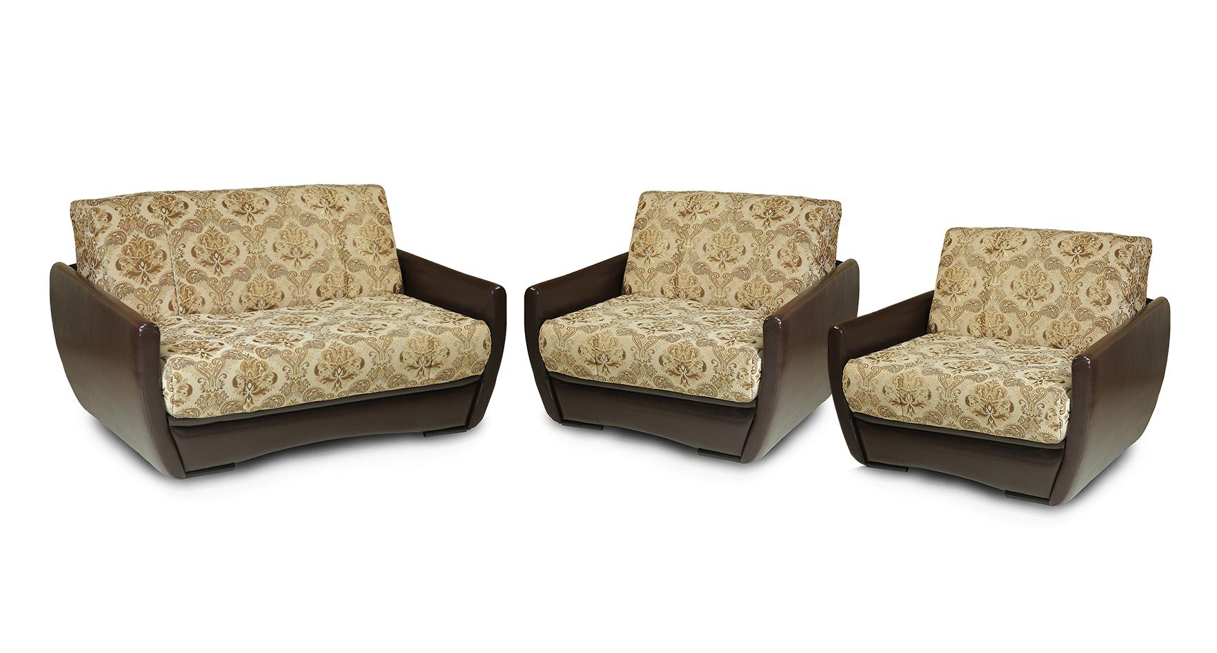 Комплект мягкой мебели Монро-2