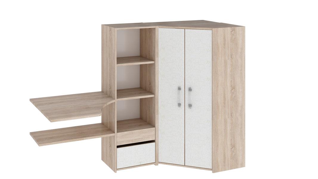 Комплект мебели под кровать-чердак Атлас комплект детской мебели трия прованс к1