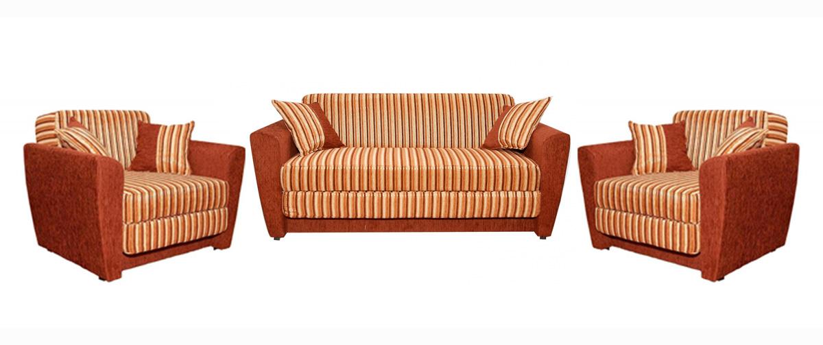 Комплект мягкой мебели Малага