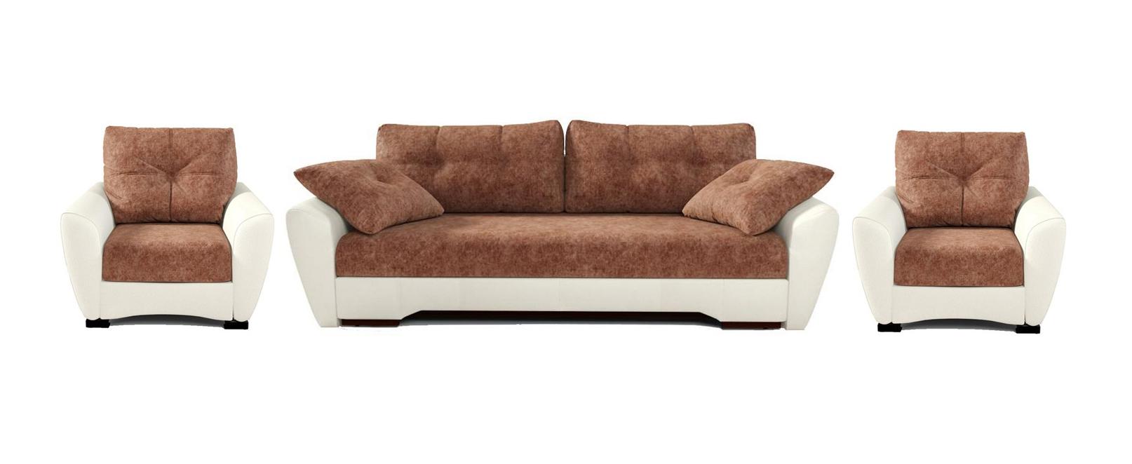 Комплект мягкой мебели Амстердам-2