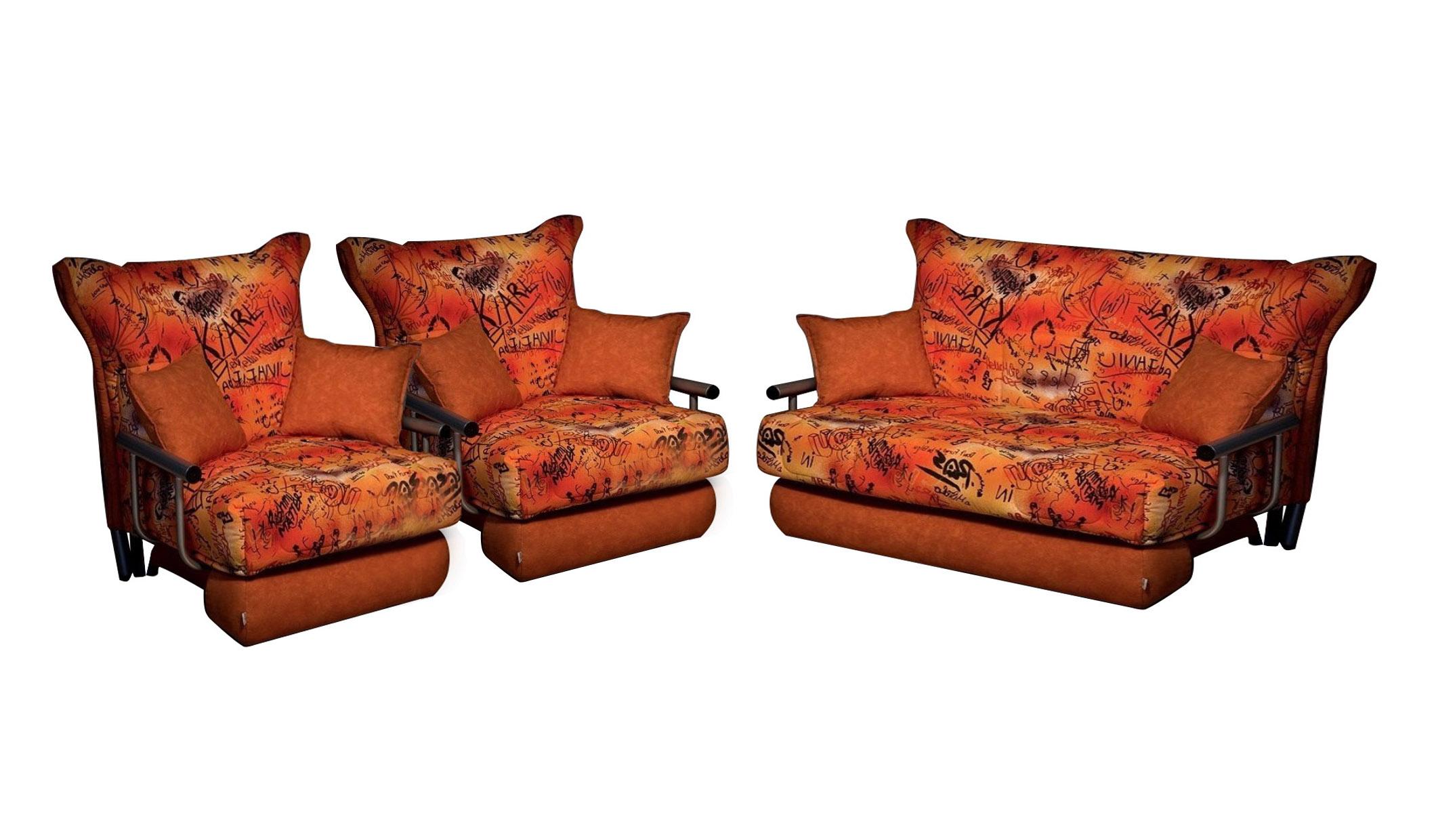 Комплект мягкой мебели Астра