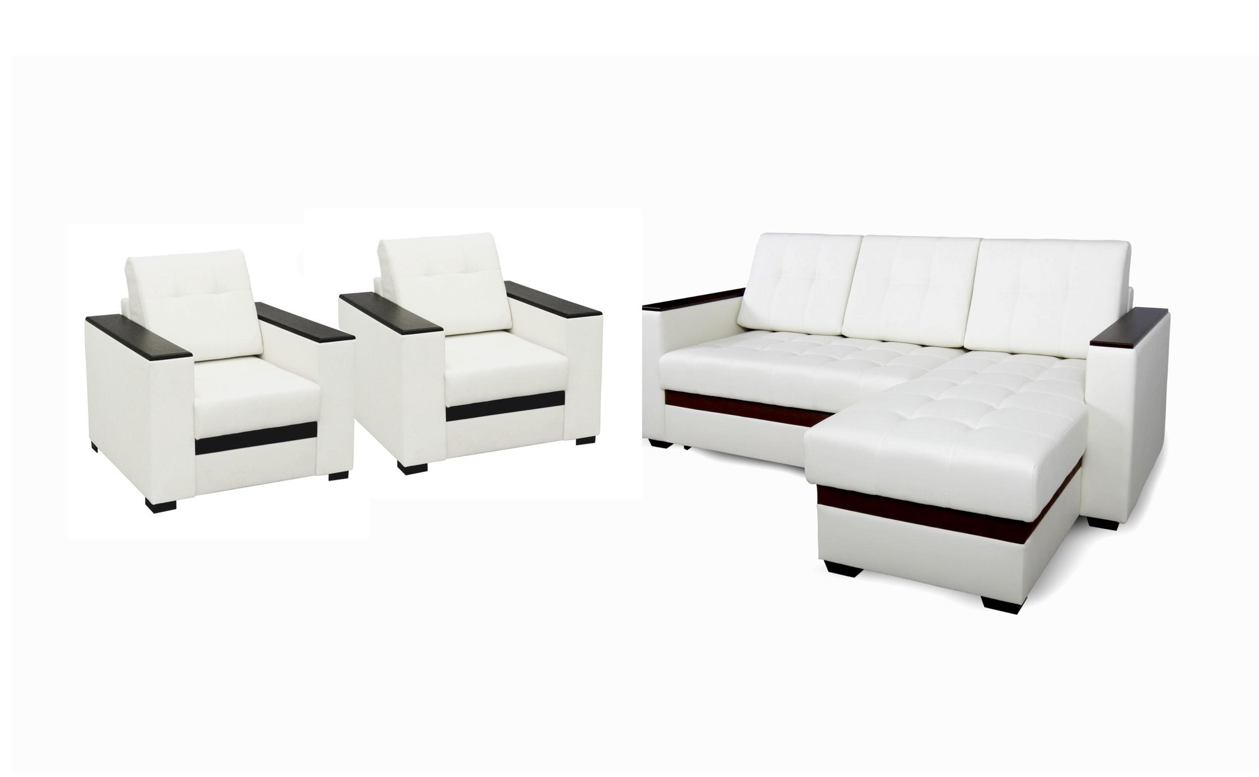 Комплект мягкой мебели Атланта без стола Sofa