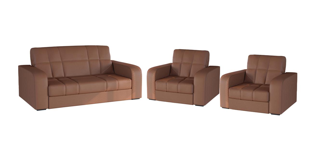Комплект мягкой мебели Дендра