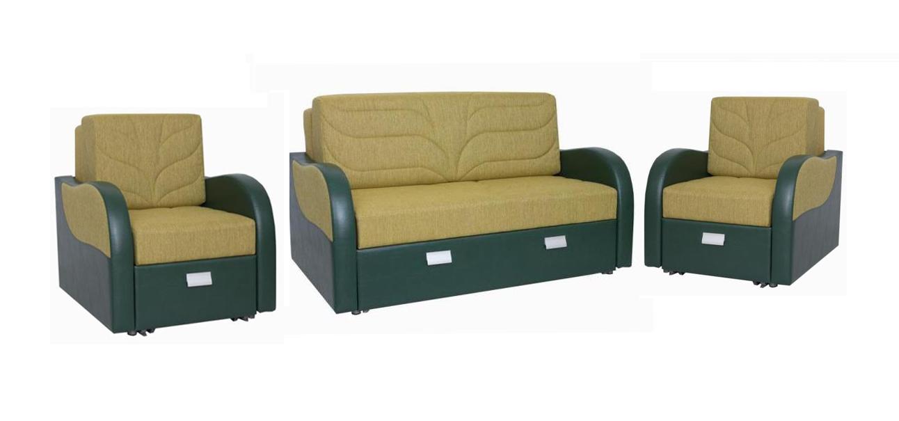 Комплект мягкой мебели Диана 1