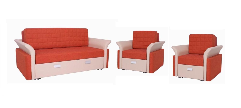 Комплект мягкой мебели Диана 2