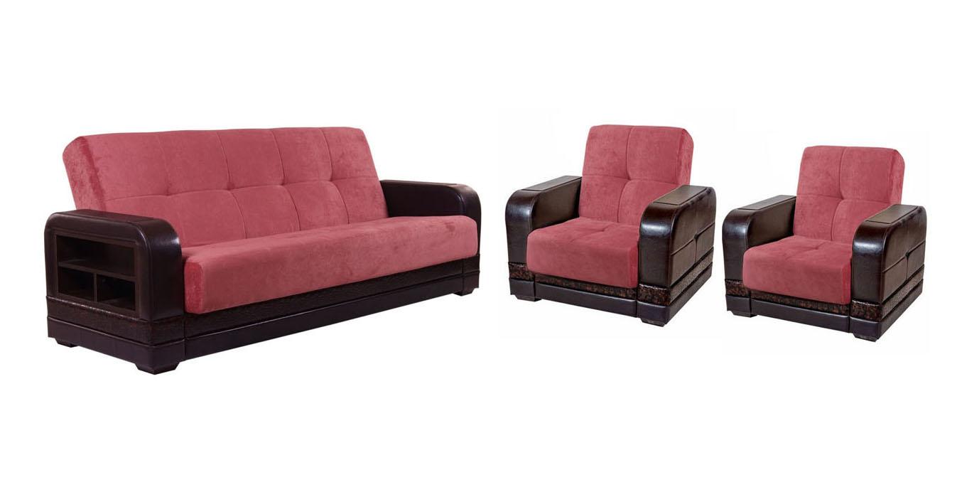 Комплект мягкой мебели Глория МП-ДП