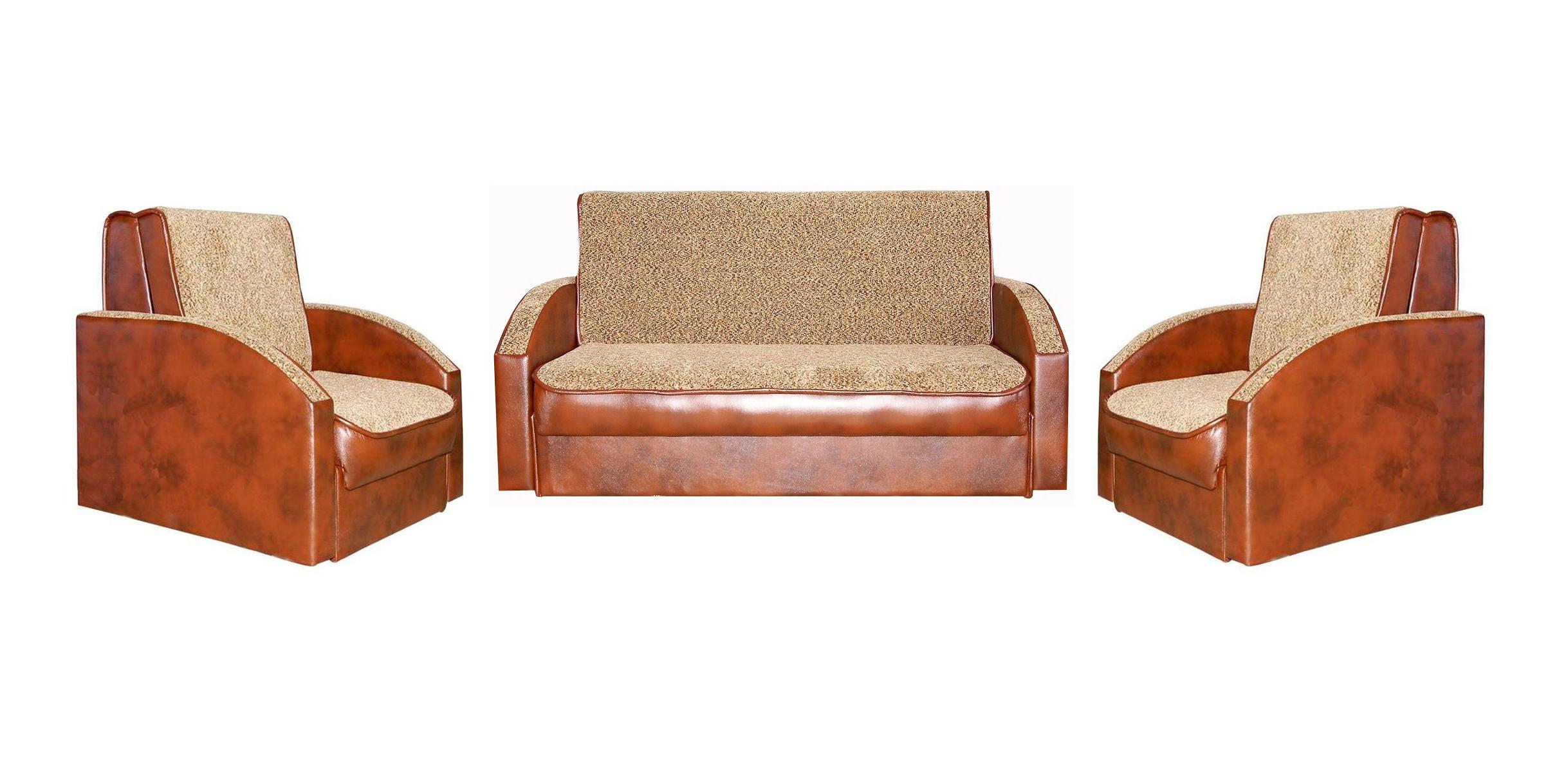 Комплект мягкой мебели Ирина