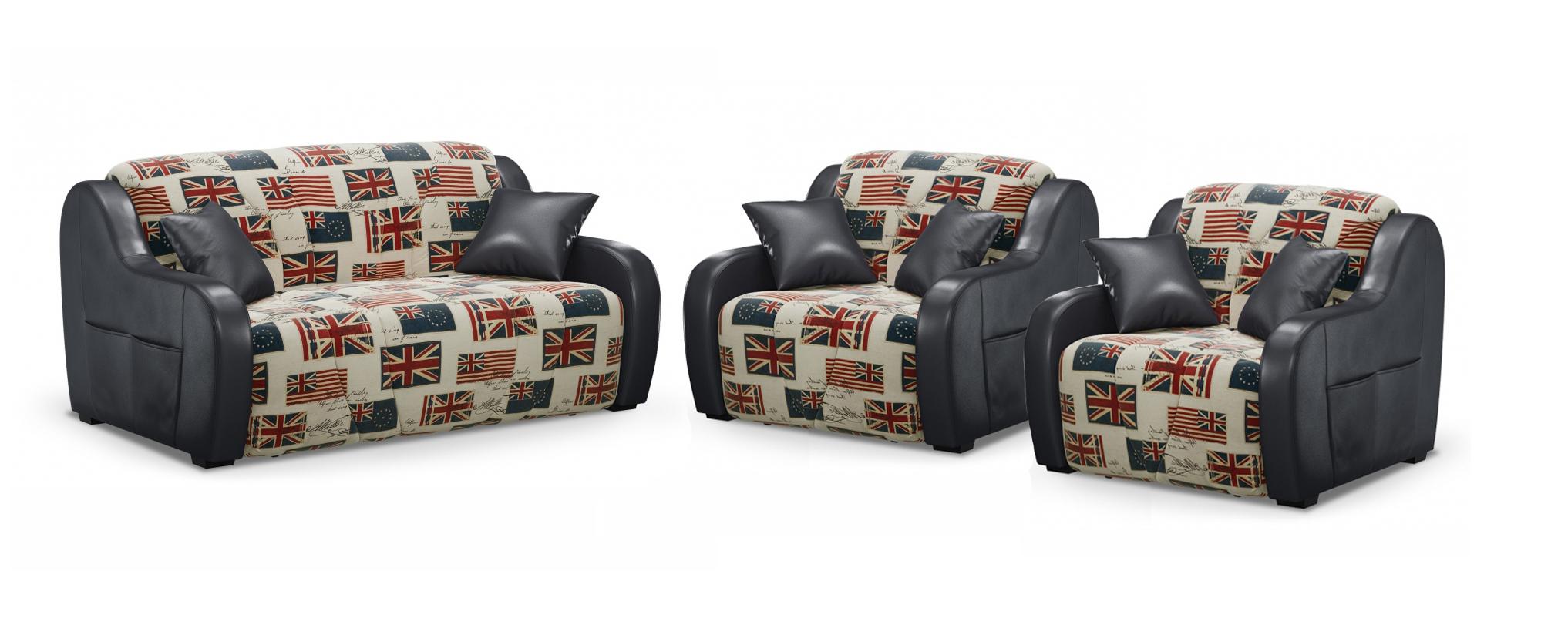 Комплект мягкой мебели Камелия-2