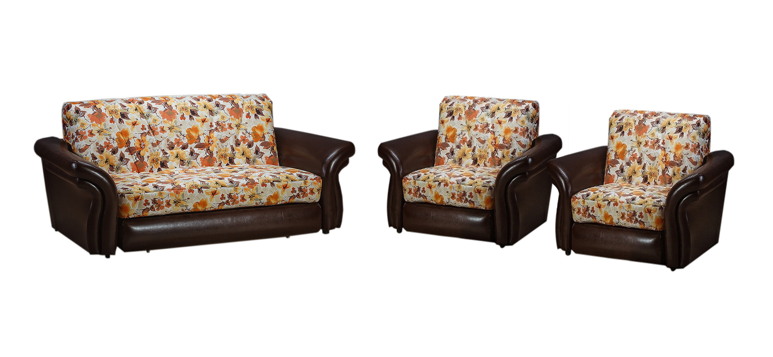 Комплект мягкой мебели Кампари