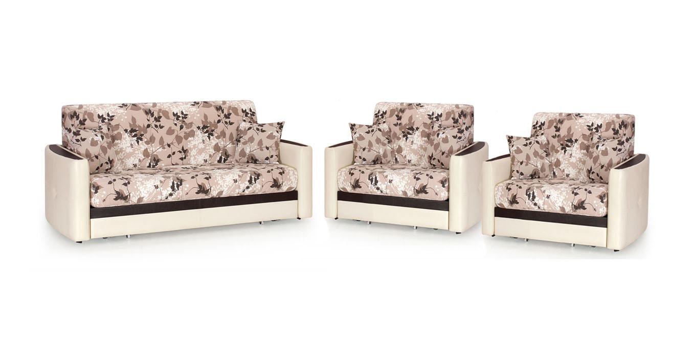 Комплект мягкой мебели Лора