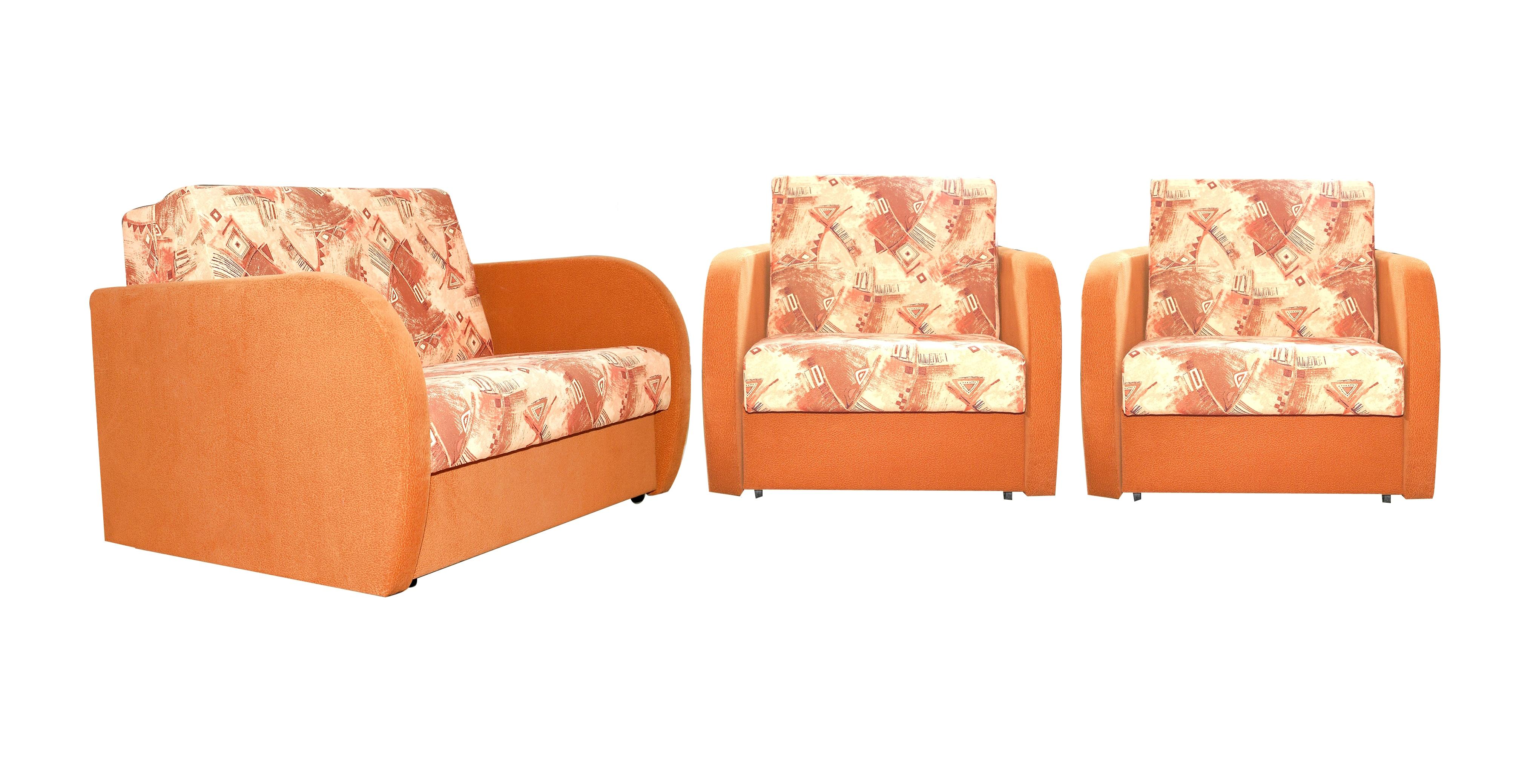 Комплект мягкой мебели Мария-1