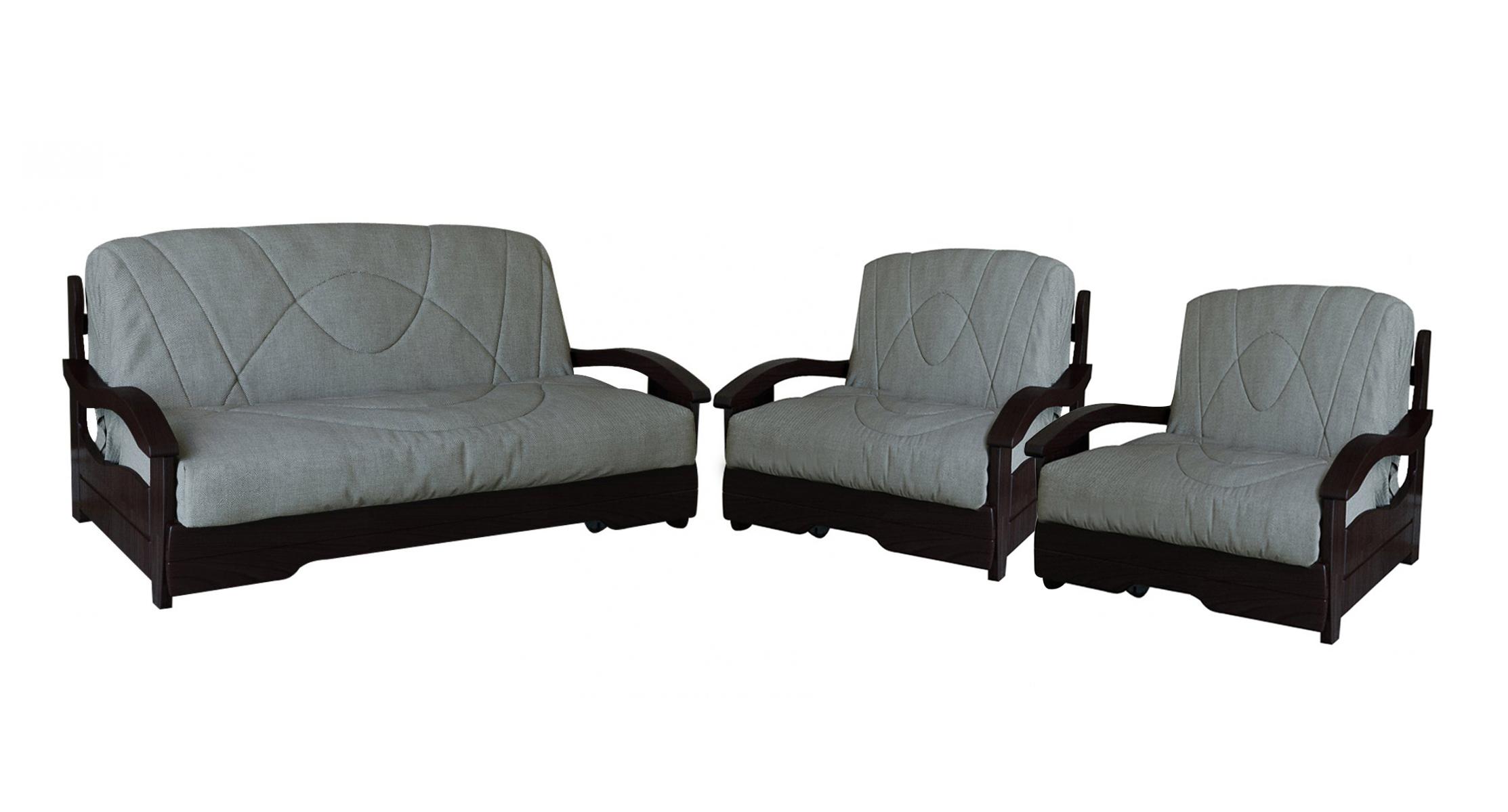 Комплект мягкой мебели Нирвана МДФ