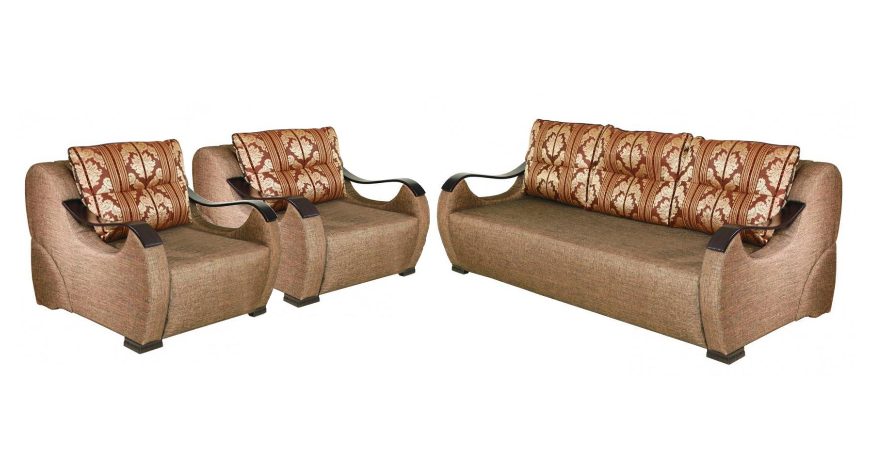 Купить со скидкой Комплект мягкой мебели Парма