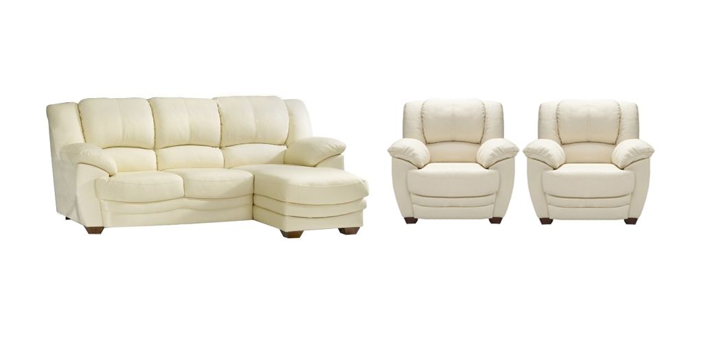 Фото Комплект мягкой мебели Шератон 2 LAVSOFA
