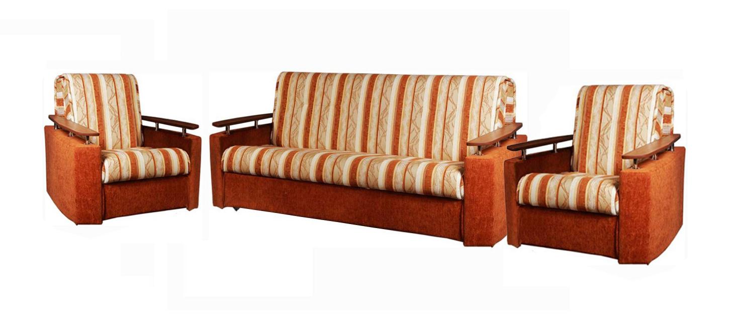 Комплект мягкой мебели Техно
