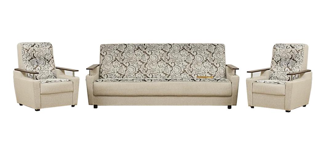 Комплект мягкой мебели Вероника 2НД