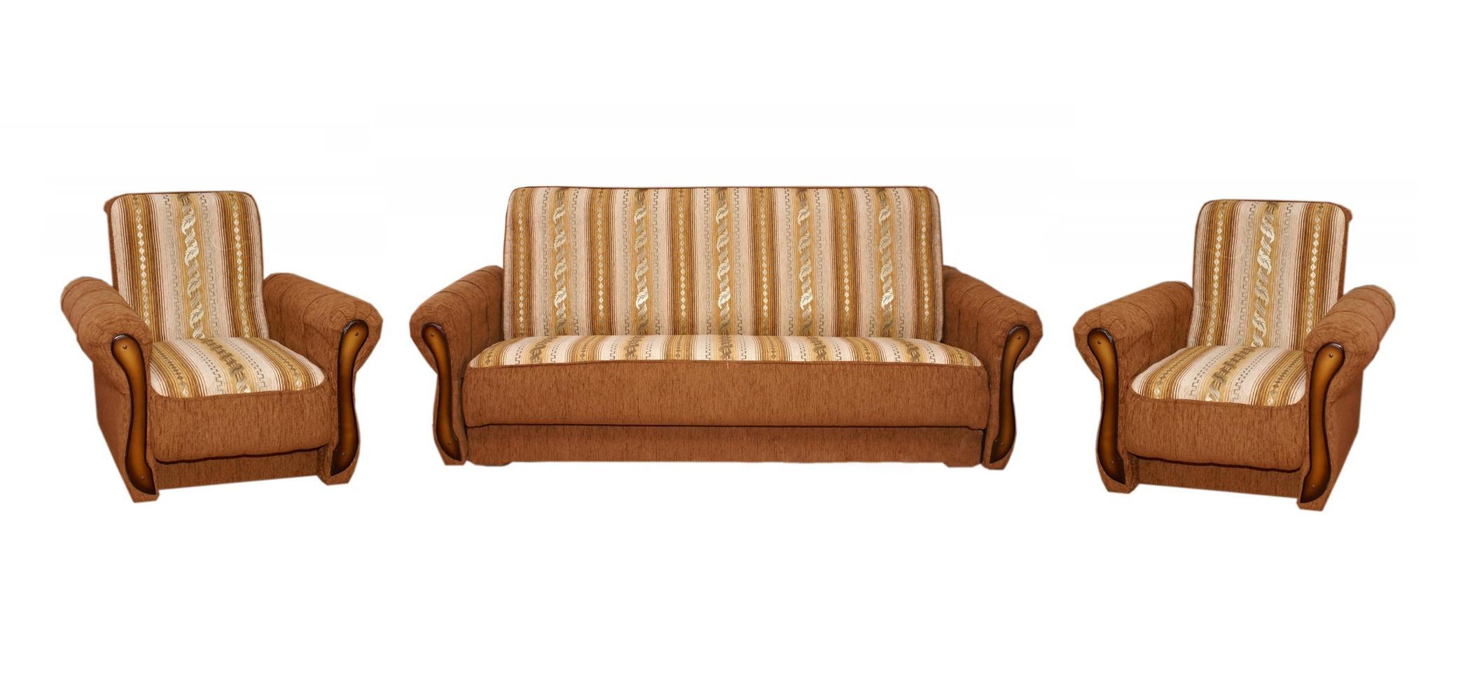 Комплект мягкой мебели Вираж-2