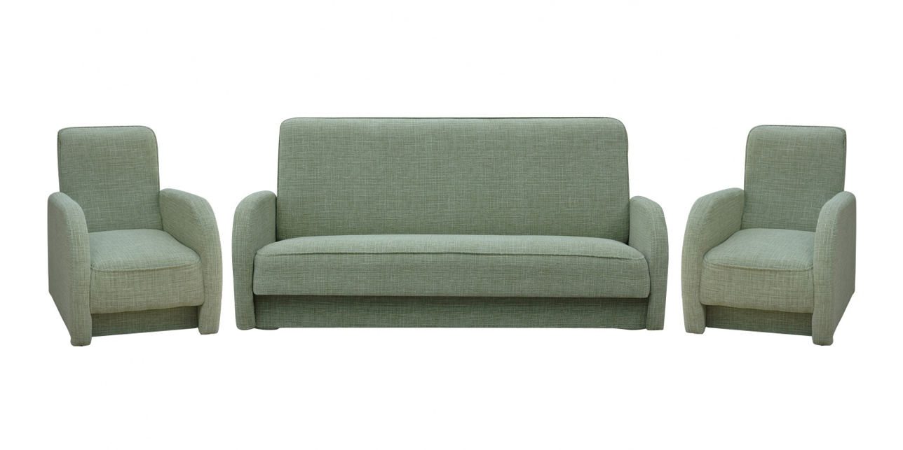 Комплект мягкой мебели Вираж-М 3+1+1 мягкая мебель вираж м