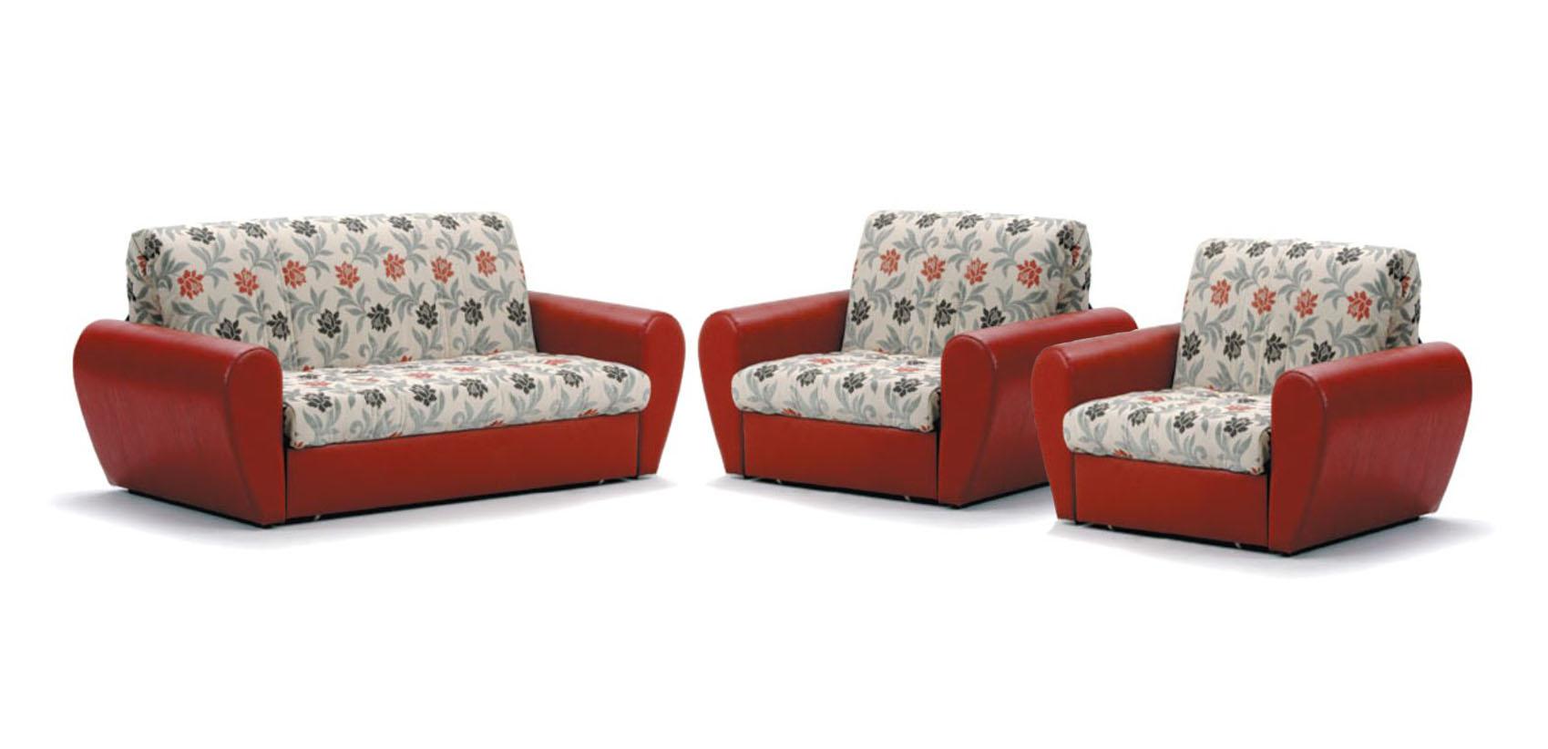 Комплект мягкой мебели Элиза