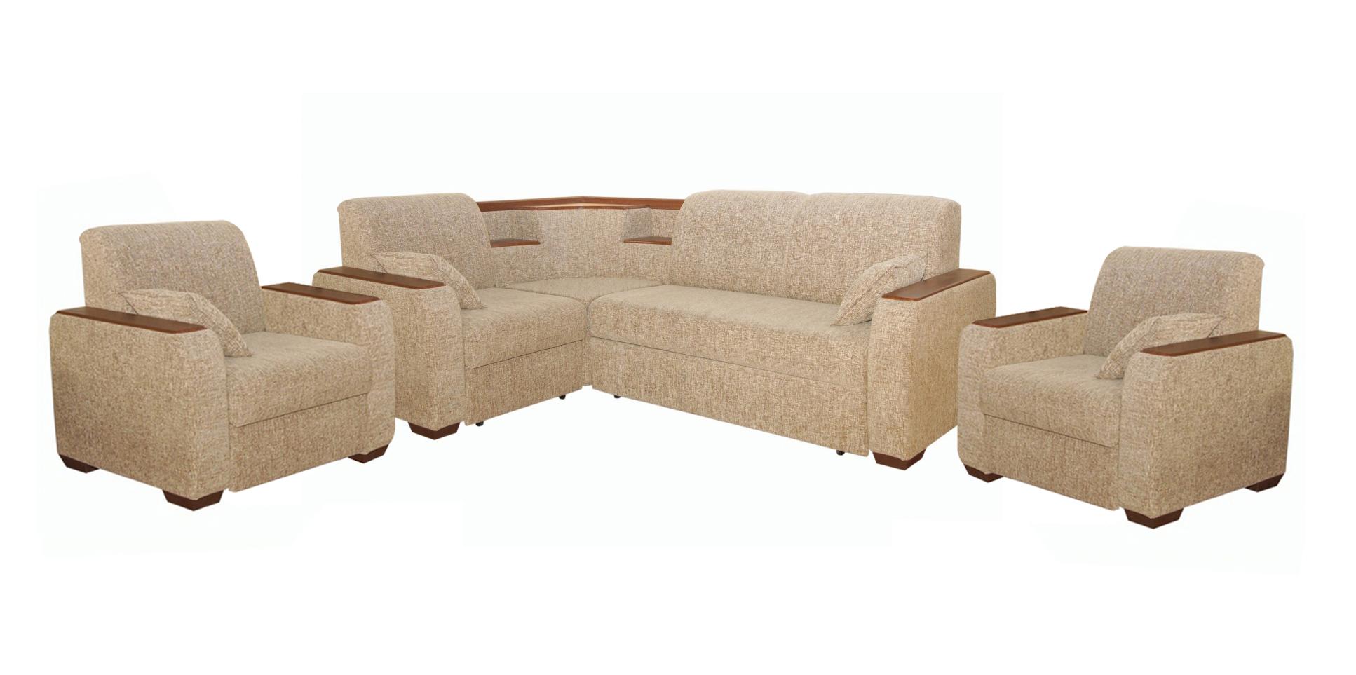 Комплект мягкой мебели Челси-1