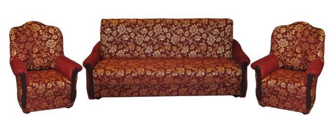 Комплект мягкой мебели Уют-2 (7-0020)