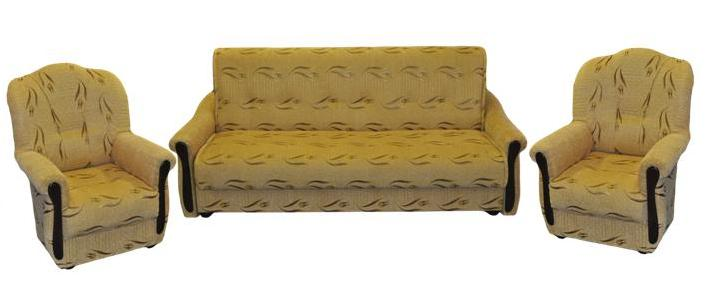 Комплект мягкой мебели Уют-2 (7-0023)