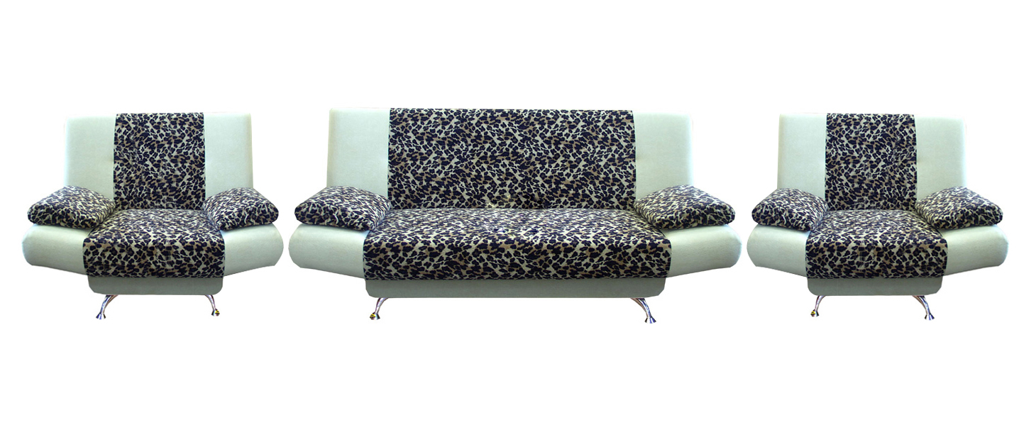 Комплект мягкой мебели Лион 3+1+1Комплекты мягкой мебели<br>Размер: диван: 200х100 (сп.м. 130х200); кресло: 110х100<br><br>Механизм: Книжка<br>Материалы: Массив сосны, высокопрочная фанера<br>Каркас: Деревянный<br>Полный размер: 200х100<br>Спальное место: 130х200<br>Размер кресла: 110х100<br>Наполнитель: ППУ высокой плотности (Пенополиуретан)<br>Комплектация: Ящик для белья, декоративные подушки<br>Примечание: Стоимость указана по минимальной категории ткани<br>Изготовление и доставка: 8-10 дней<br>Условия доставки: Бесплатная по Москве до подъезда<br>Условие оплаты: Оплата наличными при получении товара<br>Доставка по МО (за пределами МКАД): 30 руб./км<br>Доставка в пределах ТТК: Доставка в центр Москвы осуществляется ночью, с 22.00 до 6.00 утра<br>Подъем на грузовом лифте: 1100 руб.<br>Подъем без лифта: 550 руб./этаж<br>Сборка: 600 руб.<br>Гарантия: 12 месяцев<br>Производство: Россия<br>Производитель: Утин