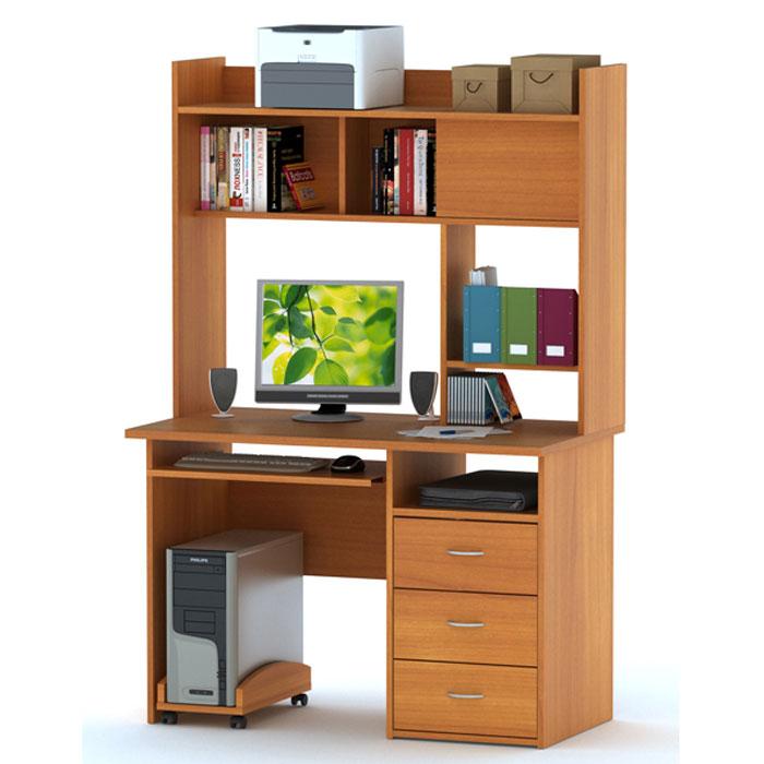 Компьютерный стол ПС05.11 + ВС111