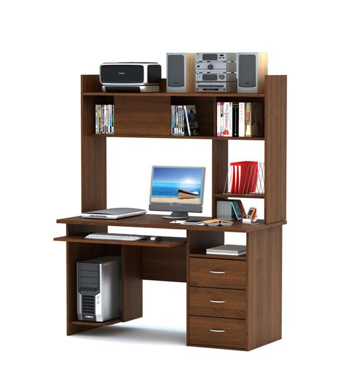Компьютерный стол ПС05.13 + ВС133