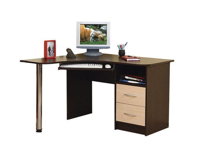 Компьютерный стол СК 7.01 Сильва