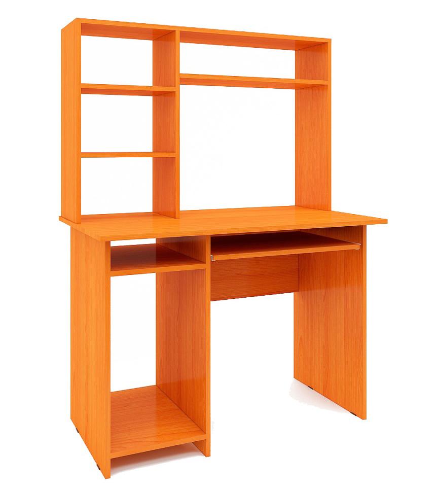 Компьютерный стол Милан-4 с надставкой