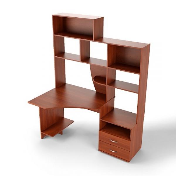 Компьютерный стол-стеллаж Фрегат ПC10.01