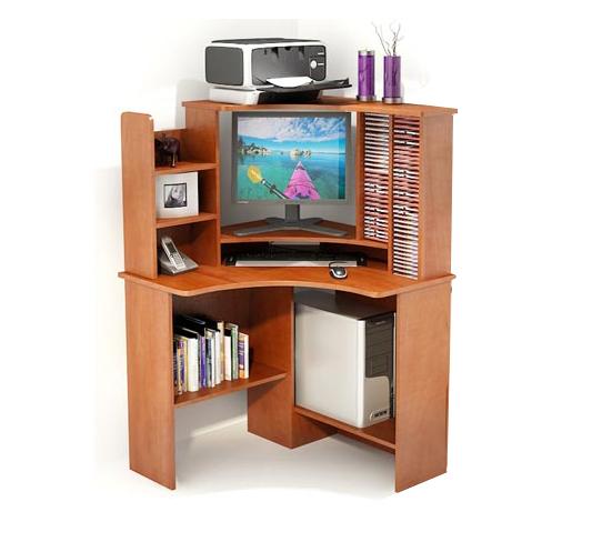 Стол для компьютера Mebelus 15680474 от mebel-top.ru