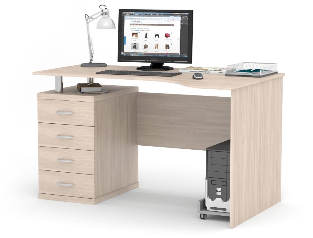 Компьютерный стол Квант 1400 компьютерный стол кс 20 30