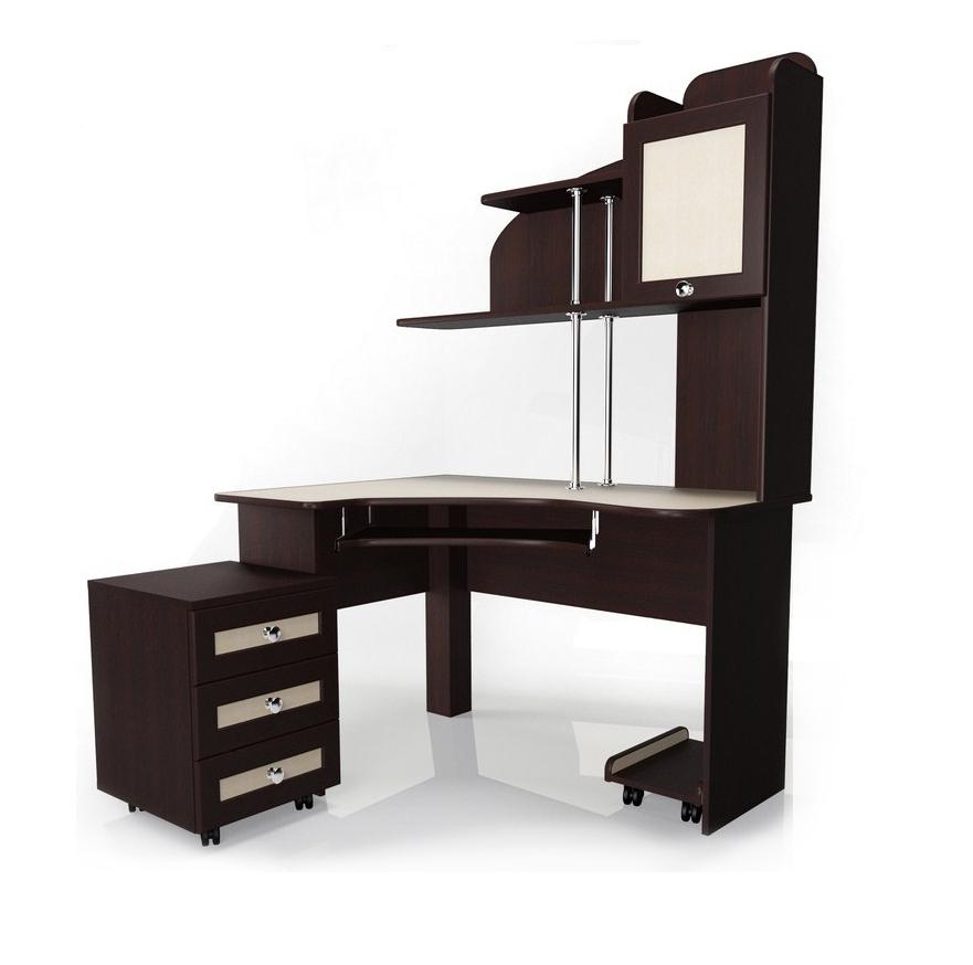 Компьютерный стол Мебелайн-14 библиотека мебелайн 4