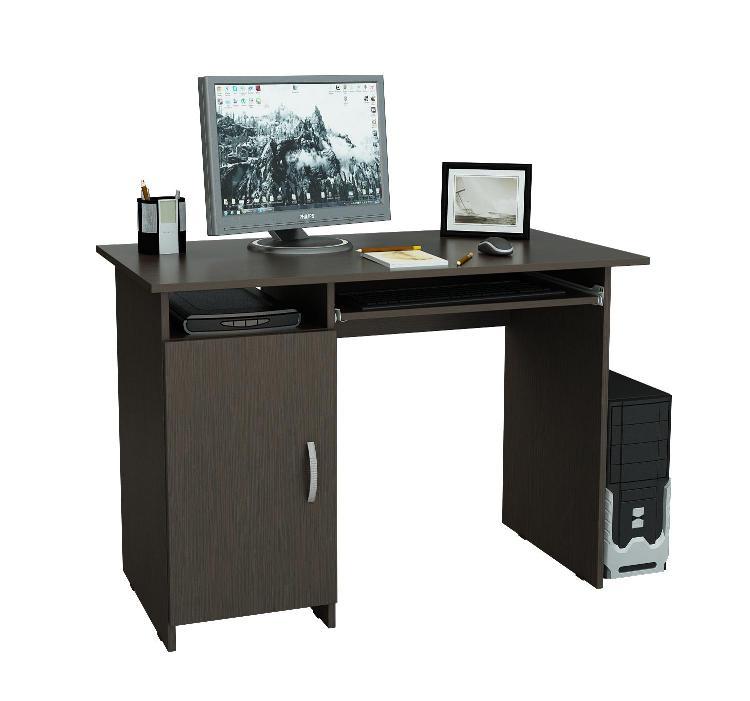 тумба для обуви мф мастер милан 23 Компьютерный стол Милан-8П