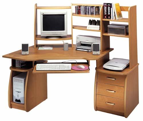 Компьютерный стол НКС4
