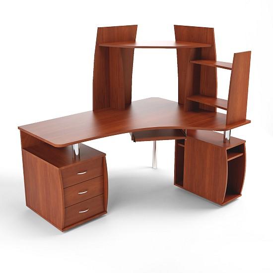 Компьютерный стол с надставками ПС 04.61.E