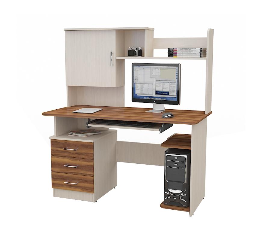 Стол для компьютера Grey 15684834 от mebel-top.ru