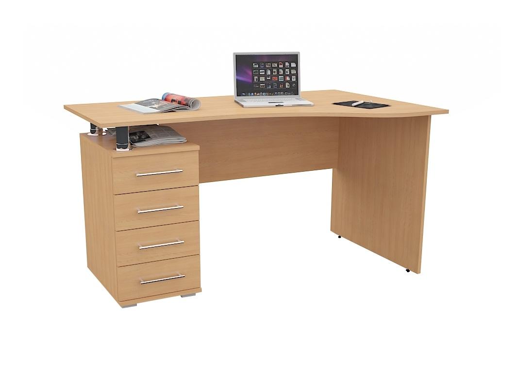 Стол для компьютера Grey 15689622 от mebel-top.ru